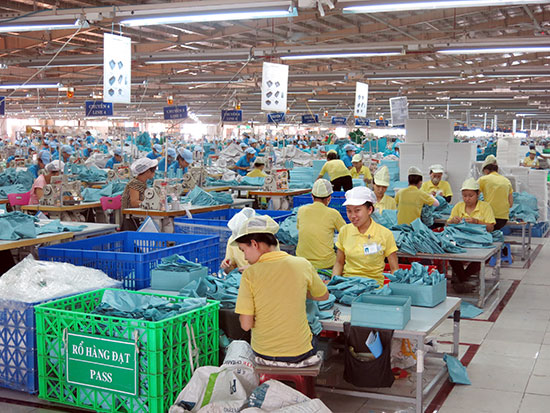 Ngân sách Quảng Nam phụ thuộc khá lớn vào khả năng tăng trưởng của doanh nghiệp (ảnh minh họa).