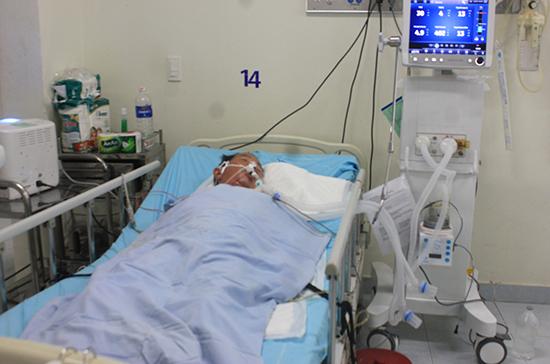 Bệnh viện Đa khoa Trung ương Quảng Nam ứng dụng các kỹ thuật cao trong khám, chữa bệnh.