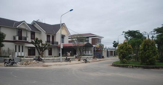 A corner of Nam Phuoc town, Duy Xuyen district