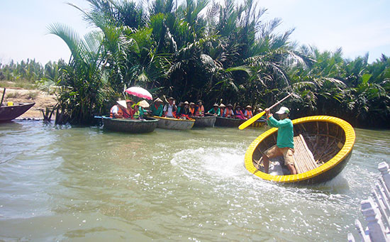 Community tourism in Cam Thanh, Hoi An