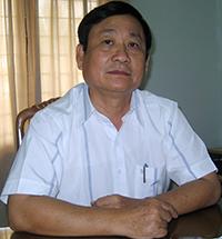 Ông Huỳnh Tấn Đức.