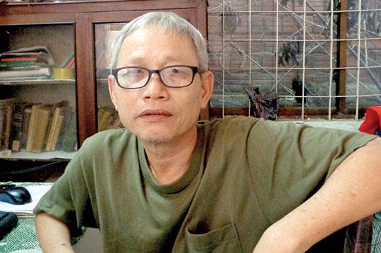 Dịch giả Nguyễn Thanh Xuân.