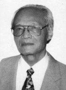 Nhà văn Hoàng Yến.