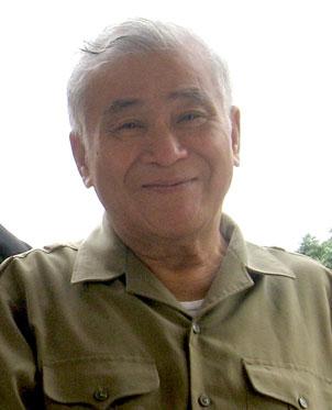 Nhà văn Nguyễn Chí Trung.