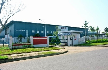 CCI Viet Nam – hi-tech business in Chu Lai Open Economic Zone. Photo: quangnam.gov.com