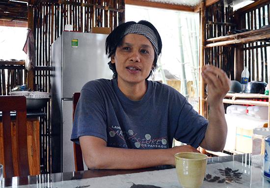 TS-KTS.Ngô Anh Đào với những quan điểm về phát triển bền vững dựa vào yếu tố sinh thái.