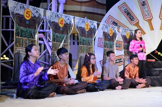 Hội thi nhằm tôn vình bài chòi, đồng thời  kích thích lòng tự hào, yêu thích trong các bạn trẻ