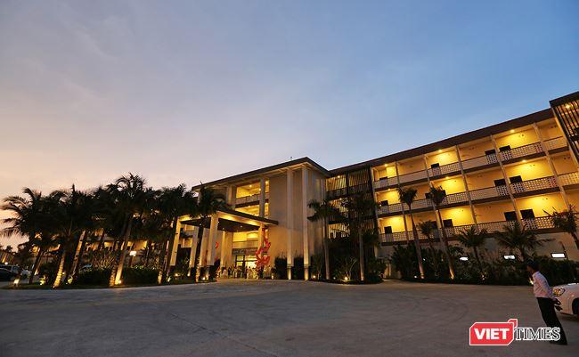 5-star Grandvrio Ocean Resort Da Nang