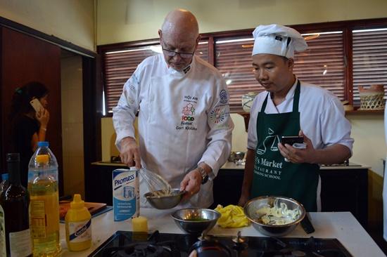 12 đầu bếp danh tiếng thế giới sẽ trình diễn trong liên hoan ẩm thực lần này