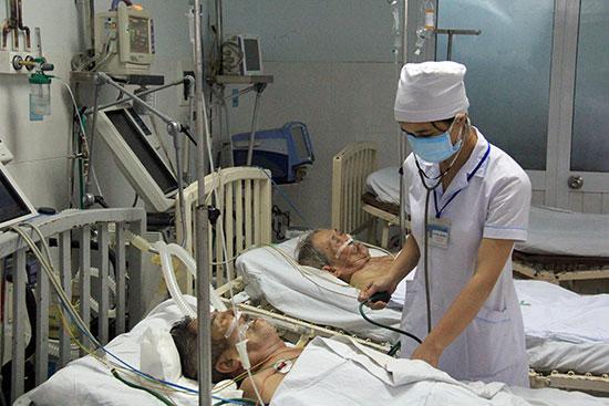 Việc nâng cấp các trung tâm chuyên khoa thành các BV hạng 2 tuyến tỉnh sẽ giúp cho người dân được thụ hưởng các dịch vụ y tế hiện đại hơn.Ảnh: NGUYỄN DƯƠNG