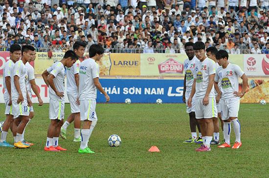 Hoàng Anh Gia Lai sẽ là đội bóng đáng xem ở mùa giải năm nay.