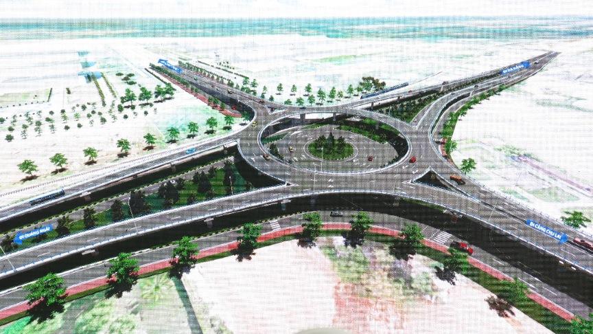 5.Mô hình nút giao thông