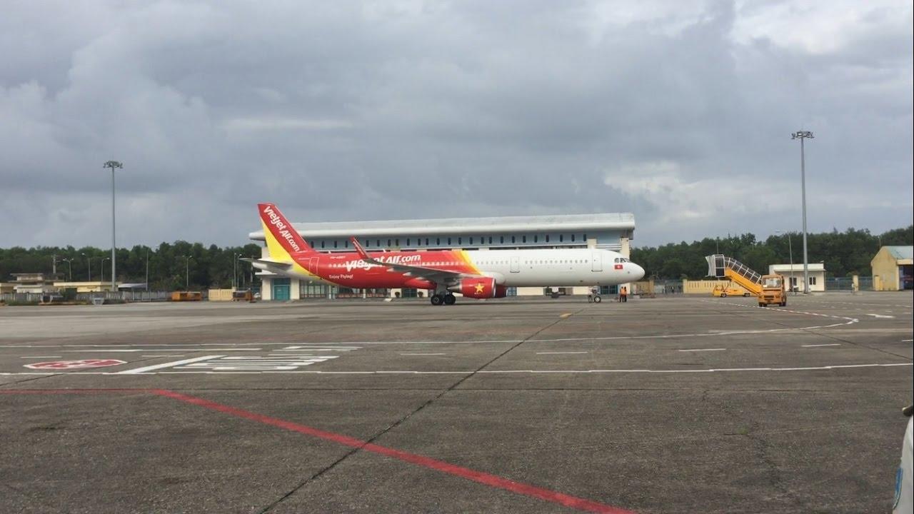 Chu Lai airport.
