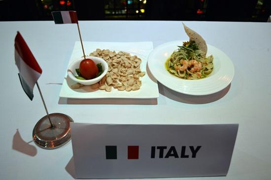 Một món ăn truyền thống của đất nước Ý