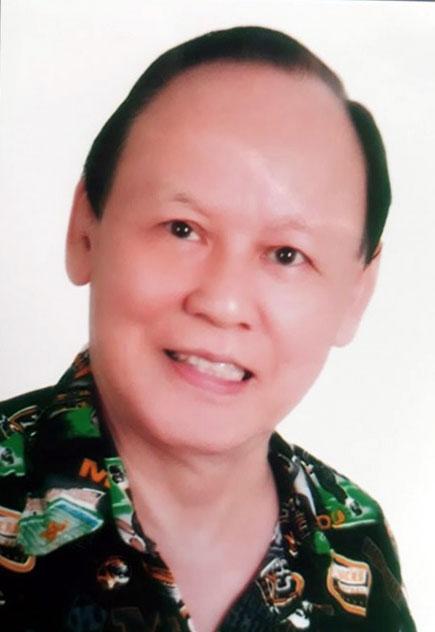 Nhà thơ - nhạc sĩ  Phú Xuân. Ảnh: N.K