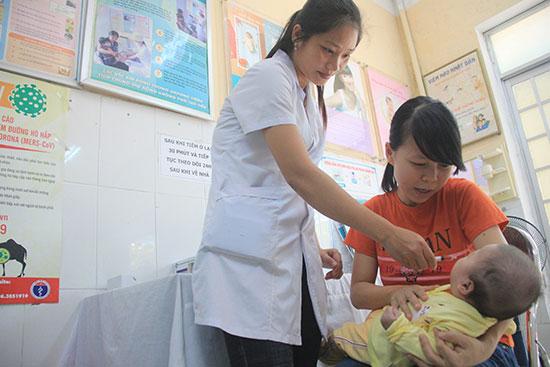 Việc thay thế vắc xin 5 trong 1 Quinvaxem sẽ không ảnh hưởng đối với việc tiêm phòng cho trẻ.