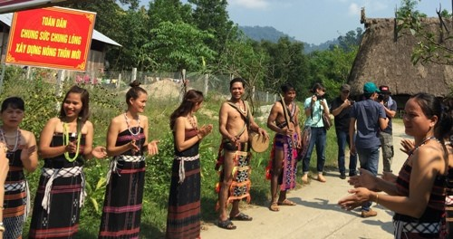 Welcome to Co Tu community-based tourism