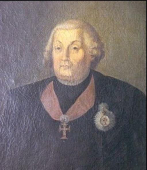 Giáo sĩ Francisco de Pina.