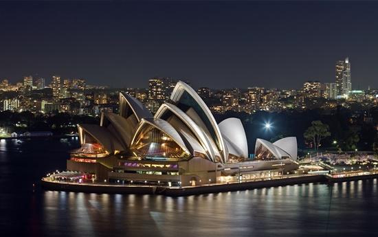 Tham quan nước Úc mùa hè cùng Vietda Travel
