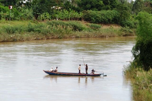 Vu Gia river in Quang Nam province