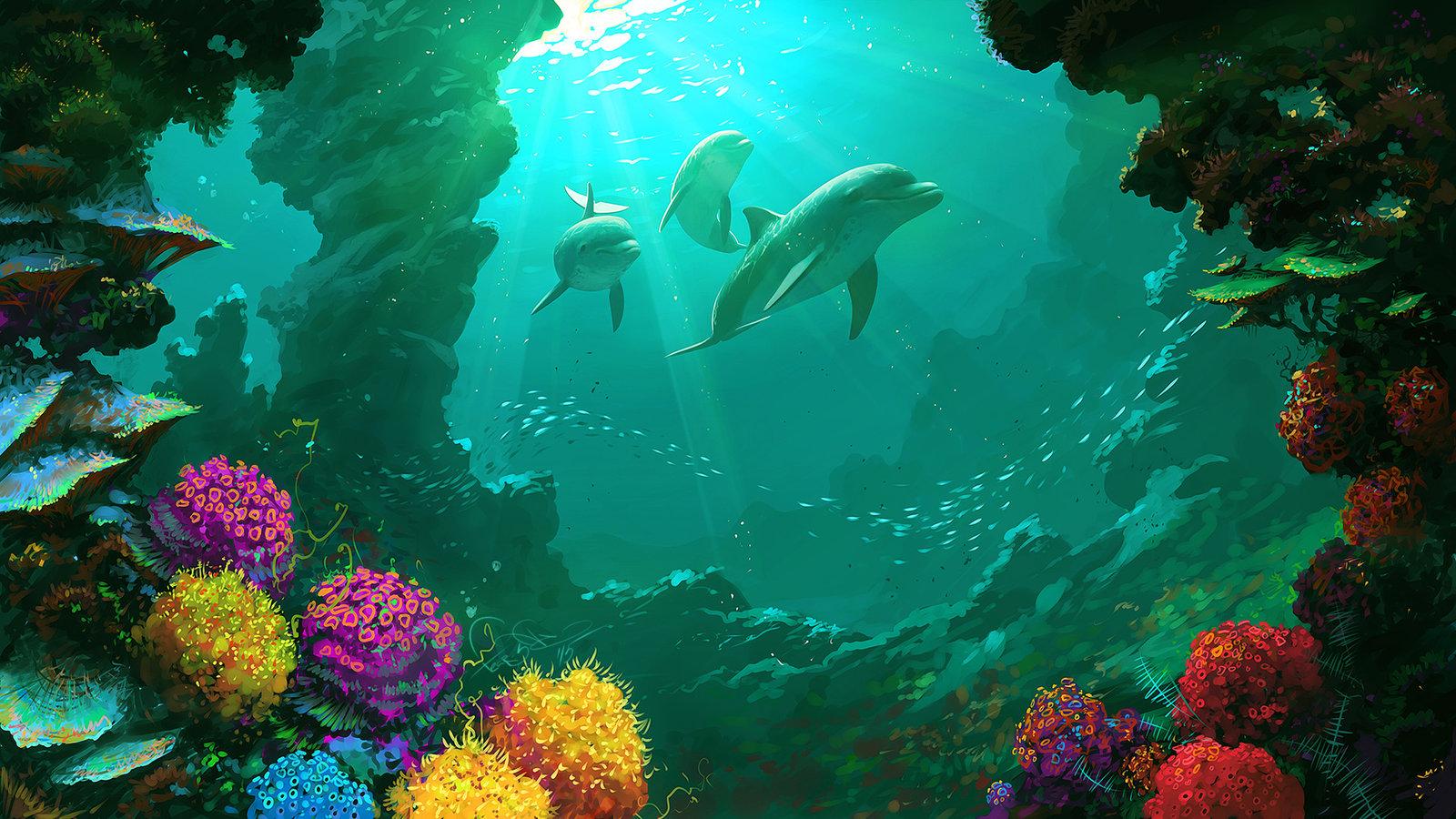 DDajj dương thế giới chưa nhiều bí ẩn chưa có lời giải. Ảnh: fear-sas.deviantar