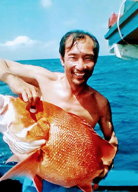 Ông Huỳnh Minh Cảnh.