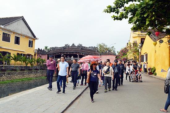 Du lịch Quảng Nam sẽ được hưởng lợi từ sự hợp tác với du lịch Quảng Bình. Ảnh: K.LINH