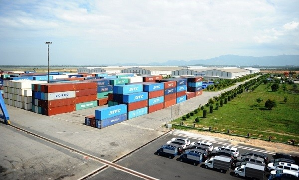 Chu Lai port in Nui Thanh district, Quang Nam province