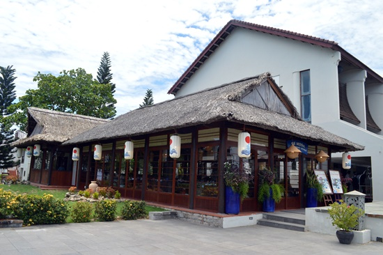 Nhà hàng Teppanyak của Nhật Bản đầu tiên tại Hội An