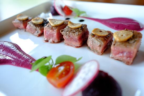 Món bò Cobe nướng nổi tiếng Nhật Bản