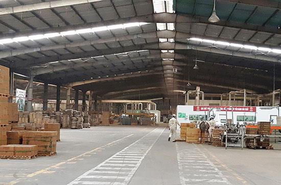 Công ty CP Prime Đại Lộc giải quyết công ăn việc làm cho khoảng 800 lao động địa phương. Ảnh: H.L