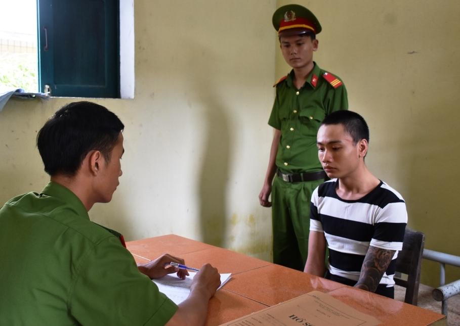 2.Đối tượng Phạm Quốc Long