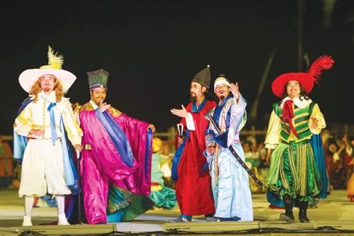 The reappearance of an international fair in Hoi An