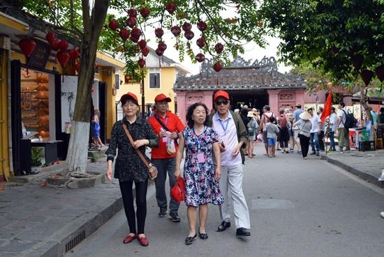 6 tháng đầu năm Quảng Nam đón hơn 3,7 triệu du khách