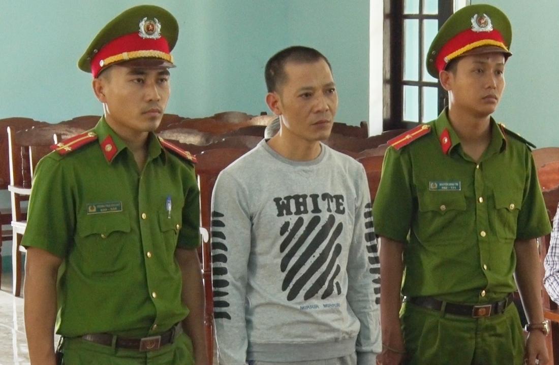 bị cáo Nguyễn Văn Vinh
