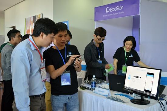Nhiều mô hình khởi nghiệp đã được chia sẻ tại Hội nghị