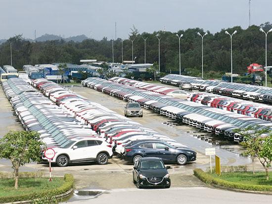 Nguồn thu chủ yếu và lớn nhất Quảng Nam vẫn phụ thuộc vào ô tô Trường Hải. Ảnh: T.DŨNG