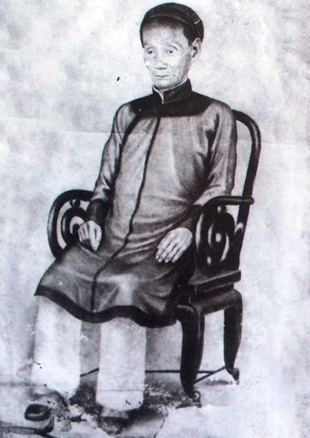 Đồng chí Nguyễn Chỉ.