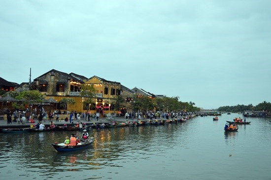 Hoi An is one of the top 15 tourist cities in the world in 2018