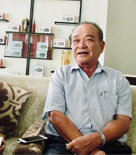 Ông Nguyễn Đức Thành.