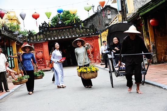 Sẽ tái hiện lại khu phố Nhật xưa tại tuyến đường Nguyễn Thị Minh Khai. Ảnh: MINH HẢI