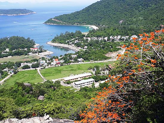Xã đảo Tân Hiệp - Cù Lao Chàm (Hội An) luôn định hướng xây dựng điểm du lịch trong lành, thân thiện. Ảnh: ĐỖ HUẤN