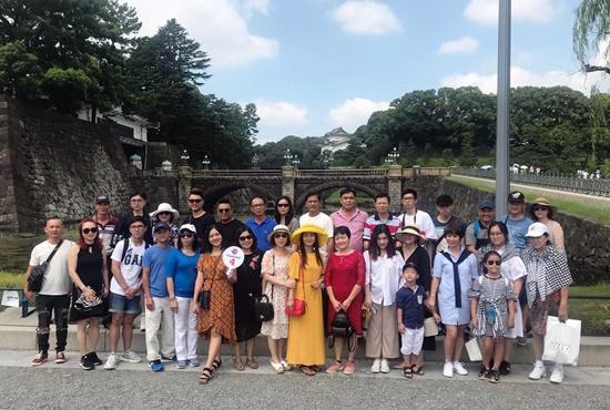 Du khách tham gia Charter Nhật Bản sẽ có ưu đãi và thuận lợi