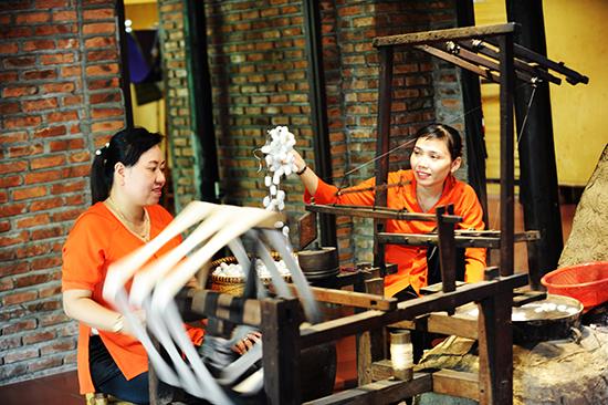 Sự kiện nhằm thúc đẩy nghề dâu tơ tằm Quảng Nam phát triển