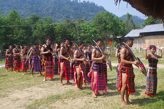 Ethnic people in Quang Nam