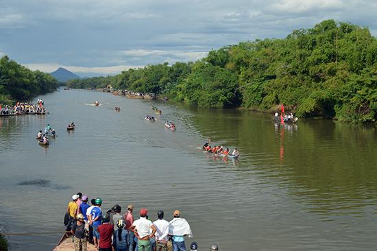 TTVH Điện Bàn tổ chức hoạt động thể thao.
