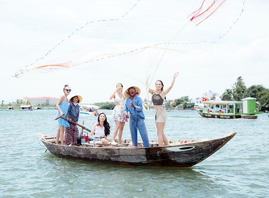 Du lịch biển đảo, sinh thái nghỉ dưỡng sẽ là sản phẩm lợi thế của Quảng Nam mang đến hội chợ. Ảnh: V.LỘC