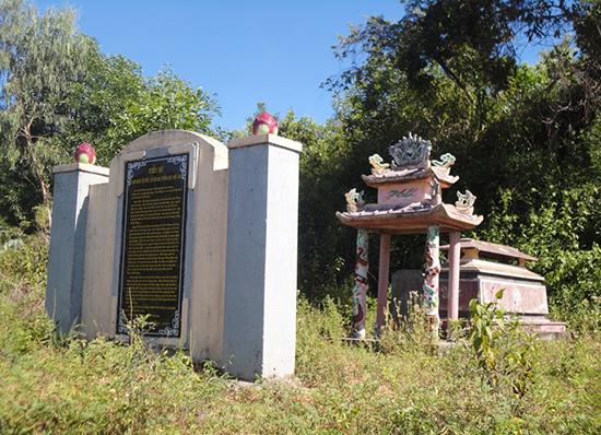 Mộ Hồ Học.