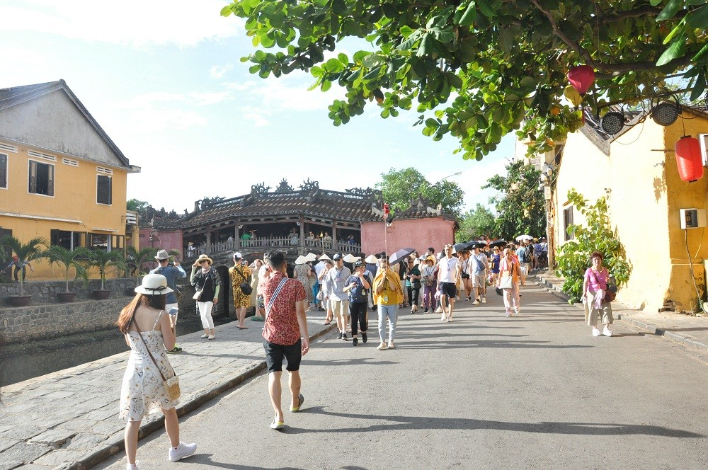 Hoi An ancient town, one of the most attractive destinations in Quang Nam.