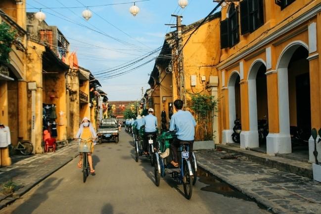 Hoi An ancient town. Photo: Vũ Phạm Văn @Culture Trip
